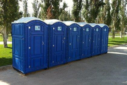 В Калининграде через девять лет после установки заработали туалеты
