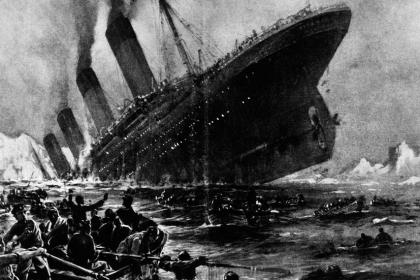 «Титаник» каждые 6 лет посылает сигнал «SOS»